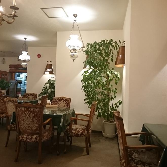 穴場洋食店