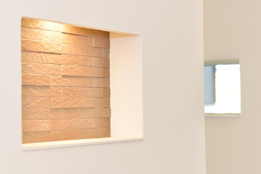 光の演出が空間を彩るデザイナーズ住宅[アクセサリー]