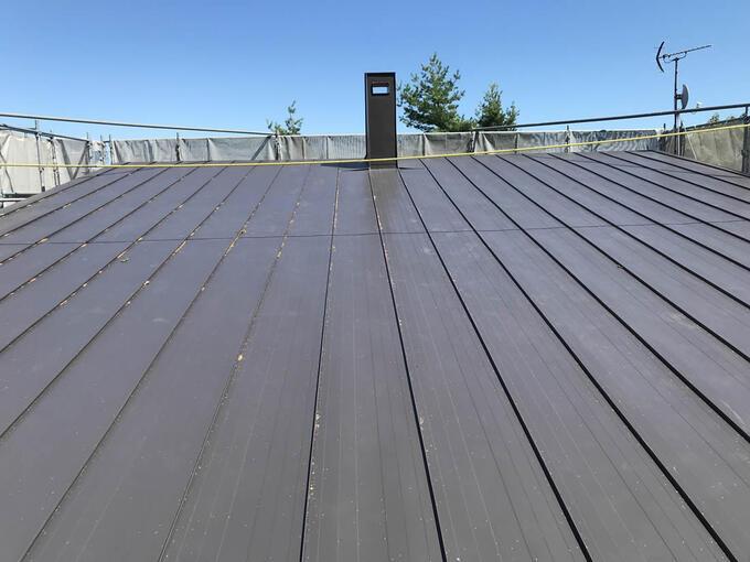 屋根の貼替・修繕